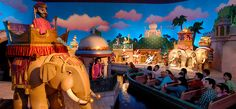 Sindbad's Storybook Voyage-Tokyo Disneyland