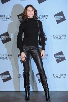 Olga Kurylenko attends the launch party for Skate