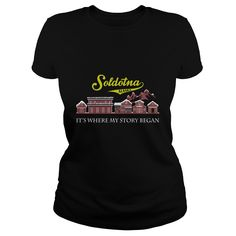 (Tshirt Choice) Soldotna Alaska. Its where my story began [Teeshirt 2016] Hoodies, Tee Shirts