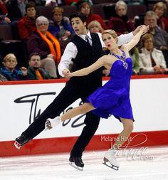 Kaitlyn Weaver & Andrew Poje #CTNSC14 #FigureSkating