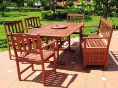 Wooden Garden Furniture Plans Free