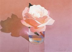 Mark Adams watercolor on paper Illustrations, Illustration Art, Watercolor Flowers, Watercolor Art, Drawing Flowers, Motif Floral, Art Graphique, Photo Projects, Community Art