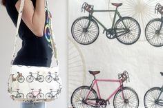 Panna Táskák : Panna - Bringás Reusable Tote Bags