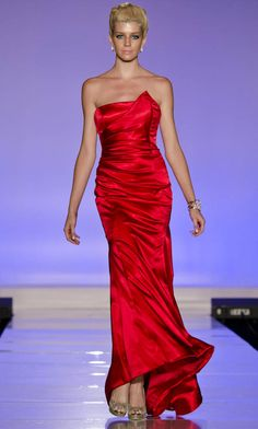 Apparel evening wear collection