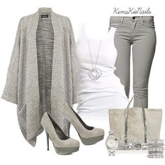 """Love for Cardigans"" by kimskienails on Polyvore"