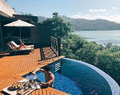 O Ponta dos Ganchos recebeu o prêmio de melhor resort praia da América Latina e é o lugar mais romântico que você vai ver para sua lua de mel!