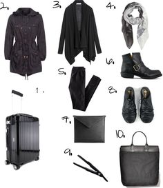 Top 10 Must Haves for Business Travel - Mondays, Maggie Muses