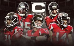 Falcons Announce Captains for 2016 Home Opener - we will see what happens lol