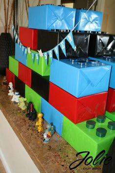 Star Wars Lego Birthday Party Ideas | Photo 6 of 39 | Catch My Party