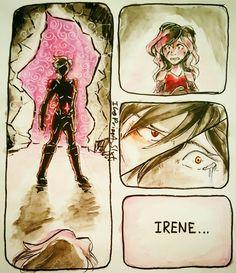 Irene... Art is not mine<<< it belongs to prizza_slvt on instagram