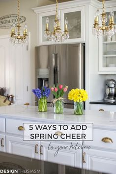 Spring Kitchen | If