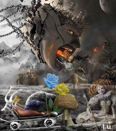 Surrealismo - Lucimar  Lóscio