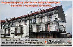 Rozwiązania na miarę Twoich oczekiwań! Nie boimy się podejmować wyzwań. Zobacz: http://www.piccolux.pl/