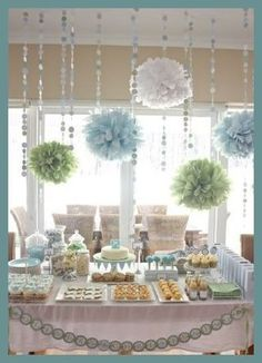 Baby Showers | Jack and Jill Baby Shower Ideas | http://Snappening.com
