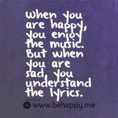 music and lyrics...