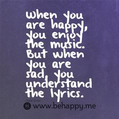 music, life, happi, thought, inspir, true, lyrics, quot, thing