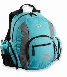 Kindergarten favorite: Critter Backpack: School Backpacks   Free Shipping at L.L.Bean