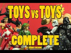 'Toys Vs Toys' Could Be The Most Epic Animated Short Film The Internet Has Seen In Years