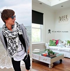 Moda + Decor ♥ CAVEIRA