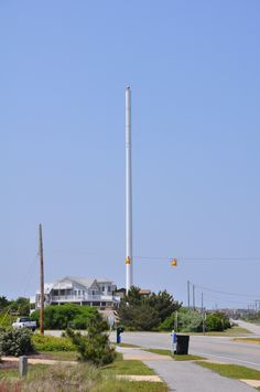 New AT&T Cell tower in Southern Shores.   OBX Connection Message Board