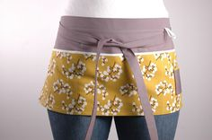 One of my favorite aprons made by Annabel's Aprons on Etsy