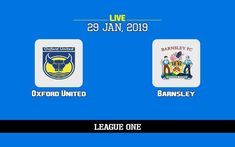 Oxford vs Barnsley: TV channel, predicted lineup, match details and how to watch live online - What channel is Oxford v Barnsley on? Is the game on tv today, predicted lineup, how to live stream the match online > Not televised live in the UK! Oxford United, Live Matches, Barnsley, Lineup, About Uk, Channel, The Unit, Game, Watch