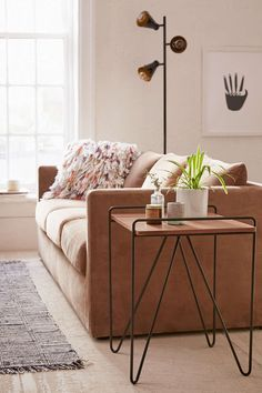 Loft End Table - Urban Outfitters