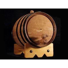 1 Liter Mini Oak Barrel