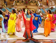 Bollywood. I literally just want to wear these all the time