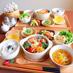 2016/08/09 20:45:35 Food Menu, A Food, Food And Drink, Indian Food Recipes, Asian Recipes, Healthy Recipes, Korean Traditional Food, Breakfast Lunch Dinner, Light Recipes