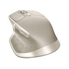Logitech MX Master Wireless Mouse Large Computer Stone 910 004956