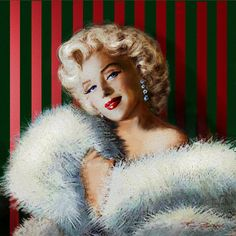 Marilyn 126 D 3 Painting