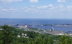View from Enger Tower