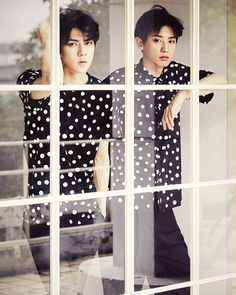 Oh Sehun & Park Chanyeol of EXO