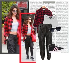 """""""I'm only joking -Selena Gomez"""" by anniesilva15 on Polyvore"""