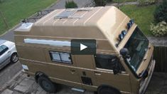 """This is """"VW LT 40 4x4 Expedition camper NOW FOR SALE"""" by CampervanCulture.com on Vimeo, the home for high quality videos and the people who love them."""