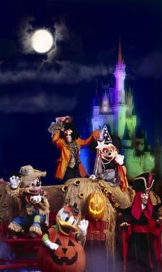 Mickeys Not So Scary Halloween Disney World Package