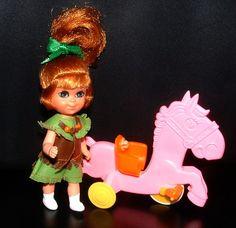 RARE Heather Hiddlehorse Skediddle Little Kiddles by CelwinsCloset