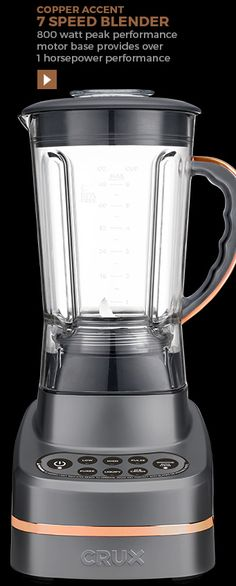 crux 7 Speed Blender
