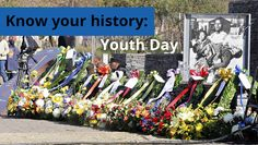 On June 16 we celebrate Youth Day. But do you know how this day came about? What Is Youth, Youth Day, June 16, Human Rights, Did You Know, Knowing You, How To Find Out, History, Watch