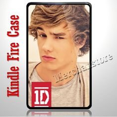 One direction HOT GUYS Liam Payne Kindle Fire Case