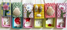 CAJITAS gift boxes, happi mother, mothers day, matchbox necklac, match boxes, treasure boxes, mother day gifts, treasur box