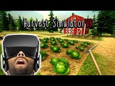 Harvest Simulator VR | VR CREED Do you like Farming? Try Harvest Simulator VR, a game like no other in the agriculture field! Have fun and make it profitable!‪ #‎virtualreality‬ ‪#‎vrcontent‬ ‪#‎vrdownload‬ http://www.vrcreed.com/apps/harvest-simulator-vr/