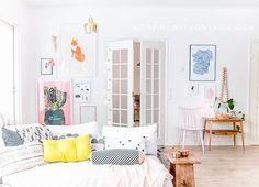 Ni #bluemonday ni historias!! Pon color a tu vida y déjate de melancolía. Hoy en pizca un salón que inspira!! Viva el #happymonday!! #unapizcadehogar #decor #livingroom #color #monday