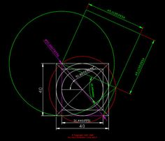 Quadrature of the circle by compass and ruler is achieved based on the special quality of this triangle [ a quadrature triangle] and its relationship with circle and the square.        SATISFYING VALUE OF Pi = 4/SQRT[GOLDEN RATIO] = 3.14460551..      Autocad used: Geometry and Vector definition by Panagiotis Stefanides assisted for the Computerized AutoCad Drawing by Dr. Giannis Kandylas.