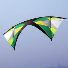 New Sports Stunt Kites For Sale Top Sale Quad Line Stunt Kite With Flying Line and 2Pcs Control Handles
