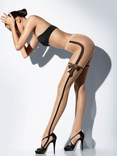 Wolford Hot Dots...they do make such beautiful things...
