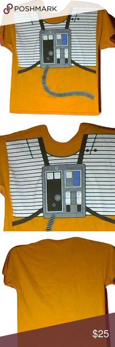 Star Wars Tee Star Wars Tee Orange A very nice shirt We Love Fine Shirts Tees - Short Sleeve Cool Shirts, Tee Shirts, Tees, Star Wars Luke Skywalker, X Wing, Man Shop, Orange, Nice, Sleeve