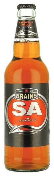 WALES - Brains SA Beer