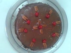 Pastel de chocolate :)
